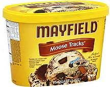 mayfield ice cream flavors - Bing Images Personal Favorite- Moose Tracks.