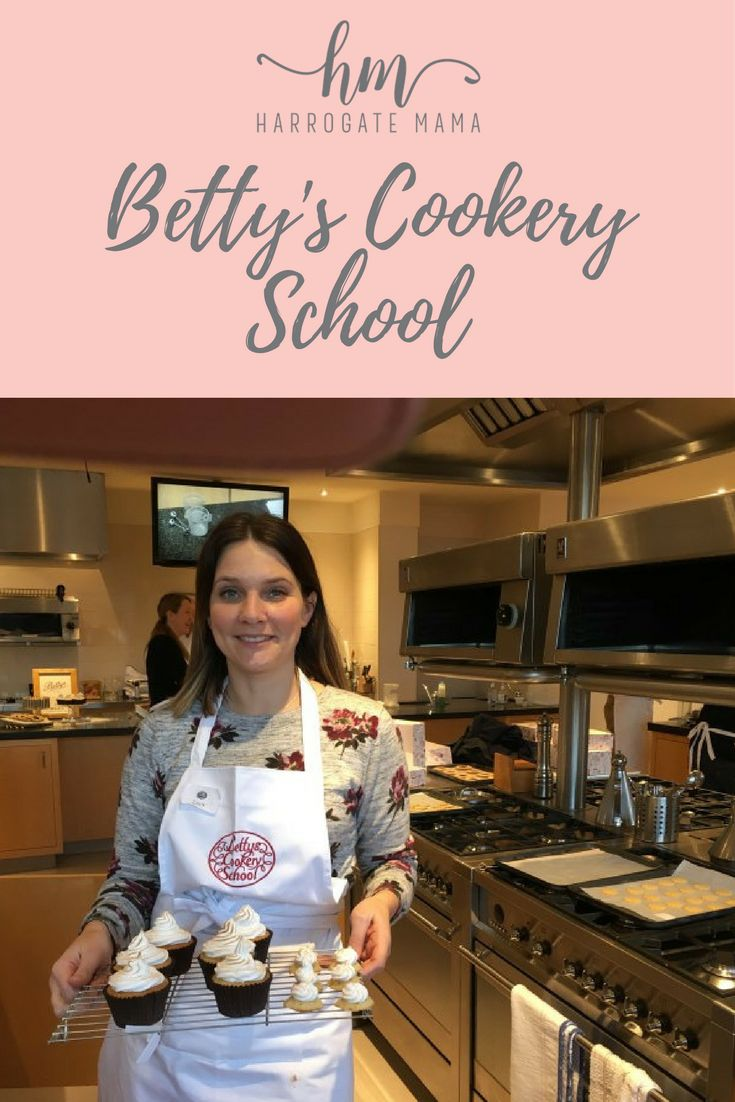 Learning to Bake the Betty's way. What Betty's Cookery School is really like.