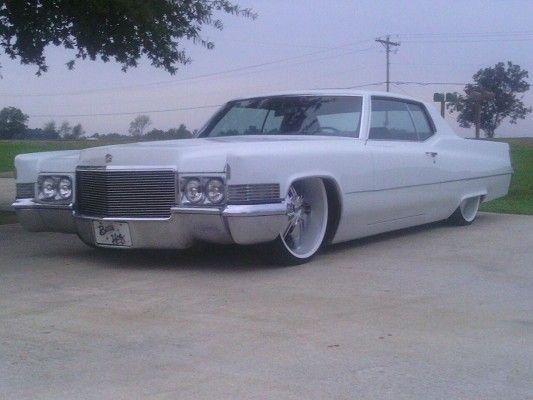 1970 Cadillac Coupe Aka Big Daddy Wheels Pinterest Cadillac