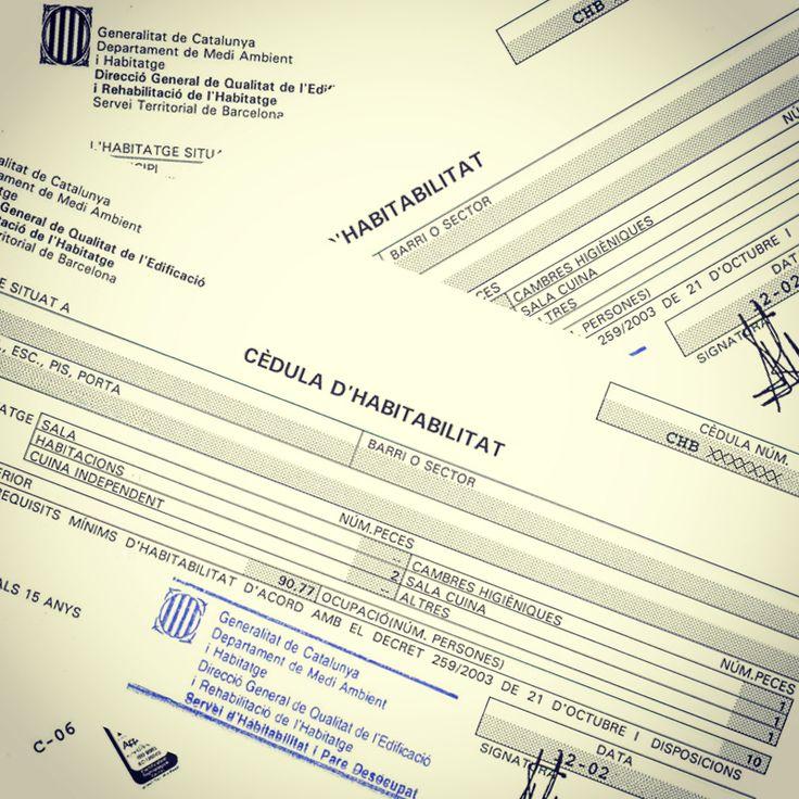 En casaenforma realizamos la cédula de habitabilidad a partir de 60 euros www.casaenforma.com #CedulaDeHabitabilidad #CedulaDeHabitabilidad60euros #casaenforma