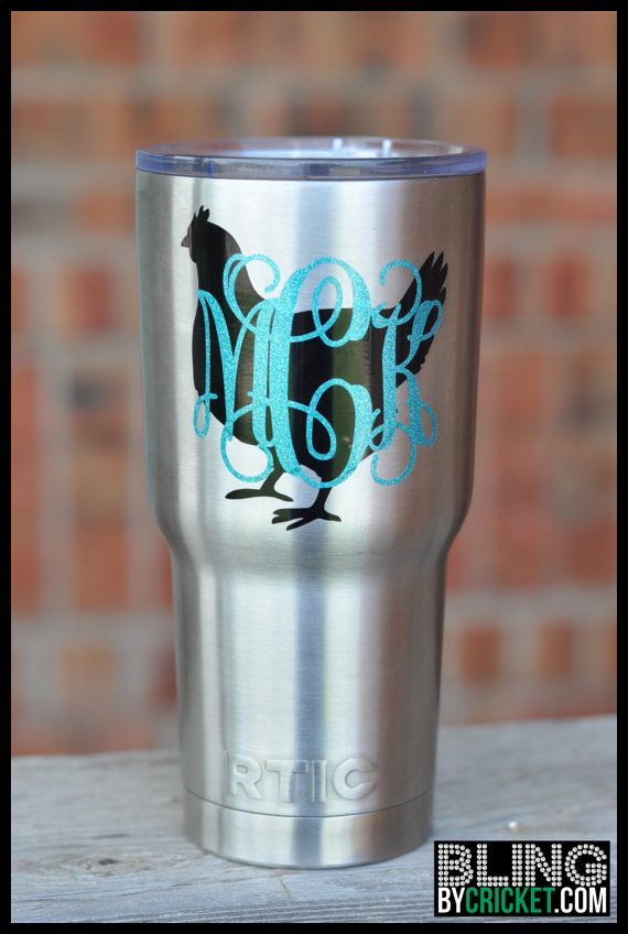 25 Best Ideas About Monogram Cups On Pinterest Decals