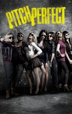 Pitch Perfect (2012) movie #poster, #tshirt, #mousepad, #movieposters2