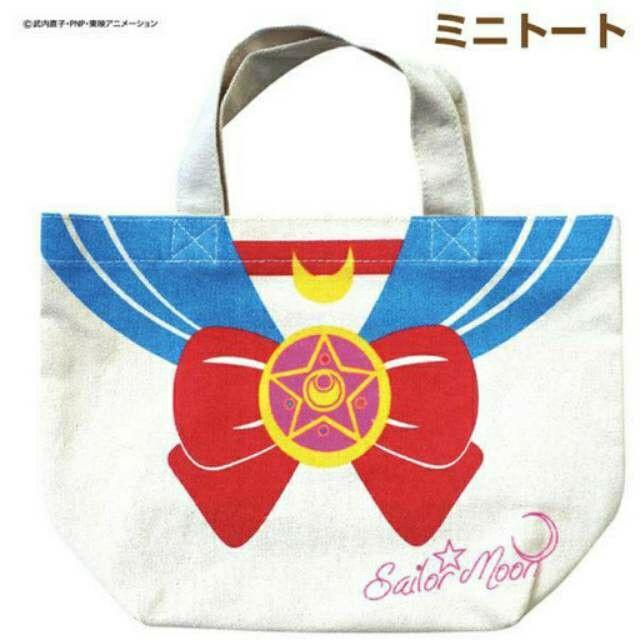 Saya menjual Tas Tote Mini Sailormoon seharga Rp239.000. Dapatkan produk ini hanya di Shopee! http://shopee.co.id/emirates/3201940 #ShopeeID