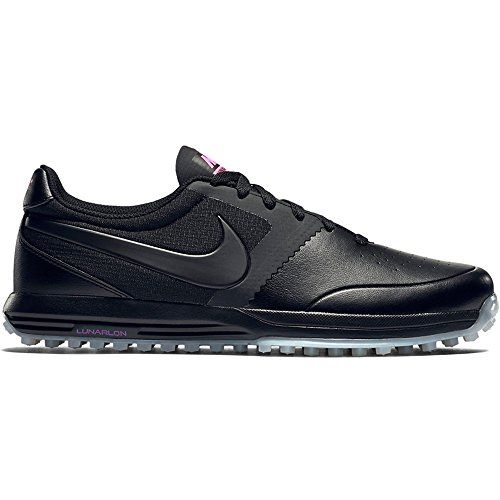 Mens Golf Shoes Idea   Nike Golf Mens Lunar Mont Royal Soft Spike Golf Shoe 11 DM BlackBlackWhite * You can get more details by clicking on the image. Note:It is Affiliate Link to Amazon.