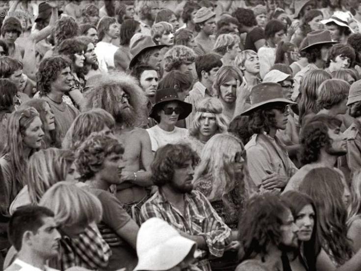 Sunbury Pop Festivals