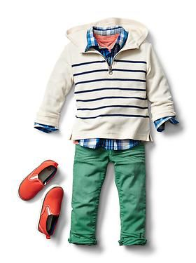 Baby Clothing: Toddler Boy Clothing: Featured Looks New Arrivals | Gap