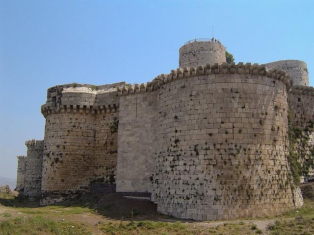 Castillo des Chevaliers (Siria)