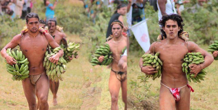 Rapa Nui running