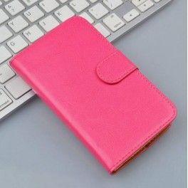 Lenovo A Plus pinkki puhelinlompakko.