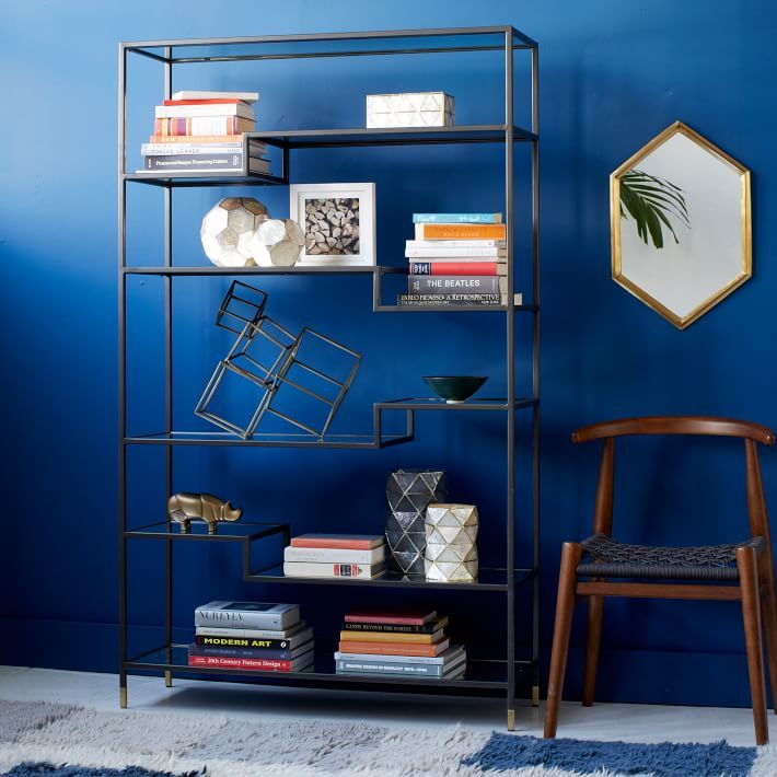 Good Tiered Tower Bookcase
