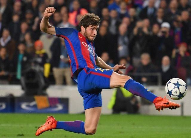 UEFAチャンピオンズリーグ(CL)決勝トーナメント1回戦、バルセロナ(スペイン)は敵地でのファーストレグを0-4で落とすも、セカンドレグは6-1で勝利。パリ・サンジェルマン(フランス)を下して準々決勝に駒を進めた。