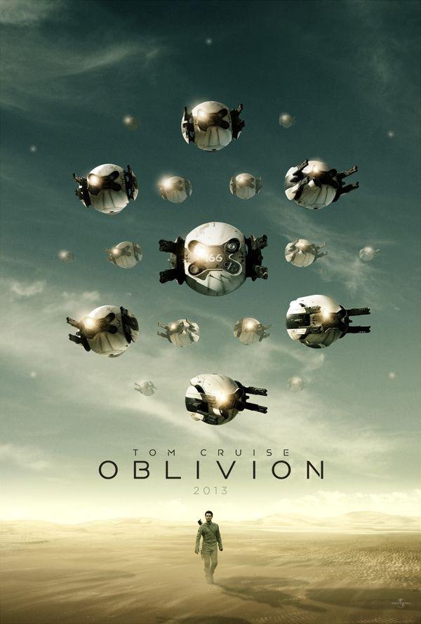 Oblivion by Steve Reeves