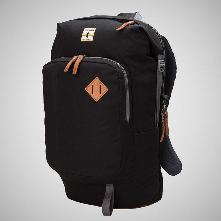 A spacious roll-top backpack that's ideal for international forays, spontaneous roadtrips and long days away from home, the Volta stashes all your essential gear in comfortable style.