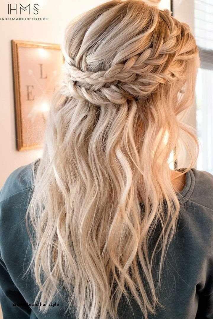 Half Up Half Down Wedding Hairstyles For Shoulder Length Hair In 2020 Medium Length Hair Styles Medium Hair Styles Elegant Wedding Hair