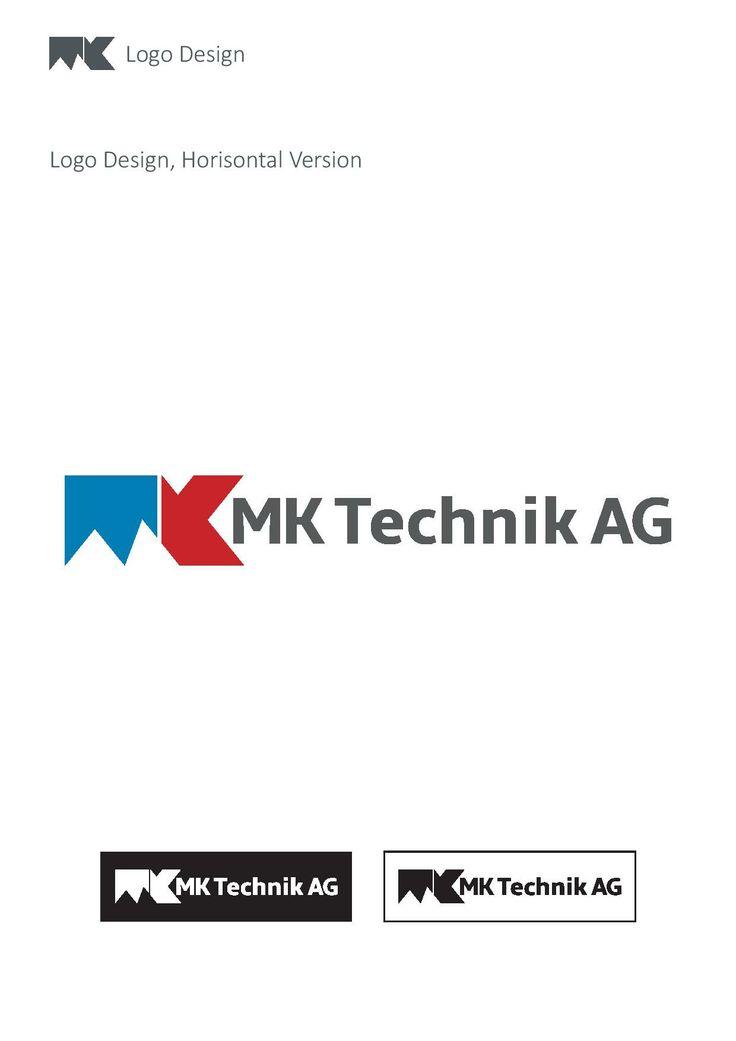 Logo Design, Horizontal Version