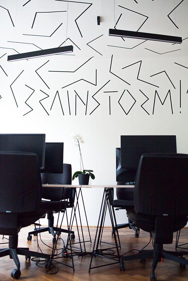 BRAINSTORM! Avocode office in Prague.