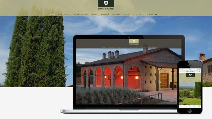 sito web arezzo agriturismo Il palazzo