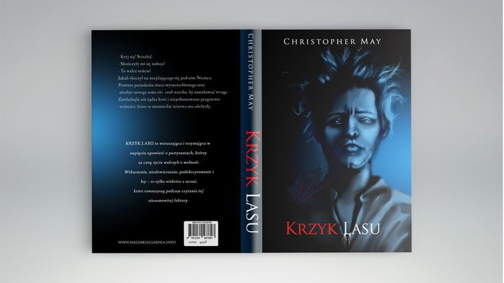 Illustrated book cover