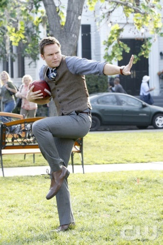 """This is my ideal man. Goofy and sporty but classy....  """"Destiny and Denial"""" - Pictured: Scott Porter as George Tucker in HART OF DIXIE on THE CW. Photo: Greg Gayne/The CW ©2012 The CW Network. All Rights Reserved."""