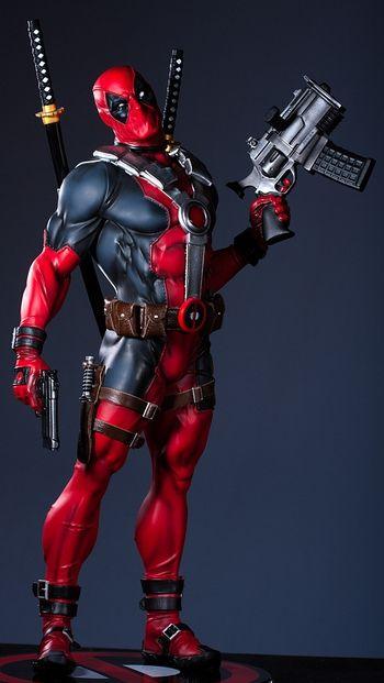 Sideshow - Deadpool
