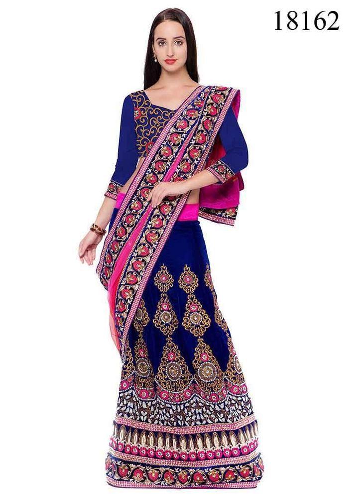 Indian Sari Ethnic Dress Wedding Saree Bollywood Designer Partywear Pakistani #KriyaCreation #SariSaree
