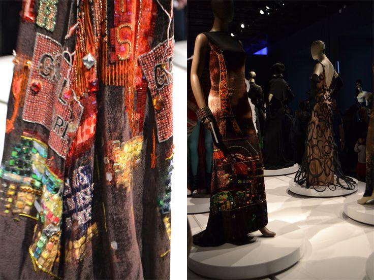 Expo JP Gaultier au Grand Palais Paris mai 2015