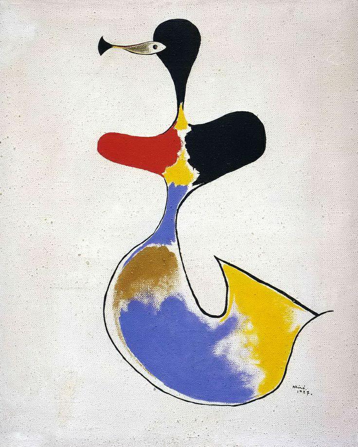 The Siren - Joan Miro (1927)