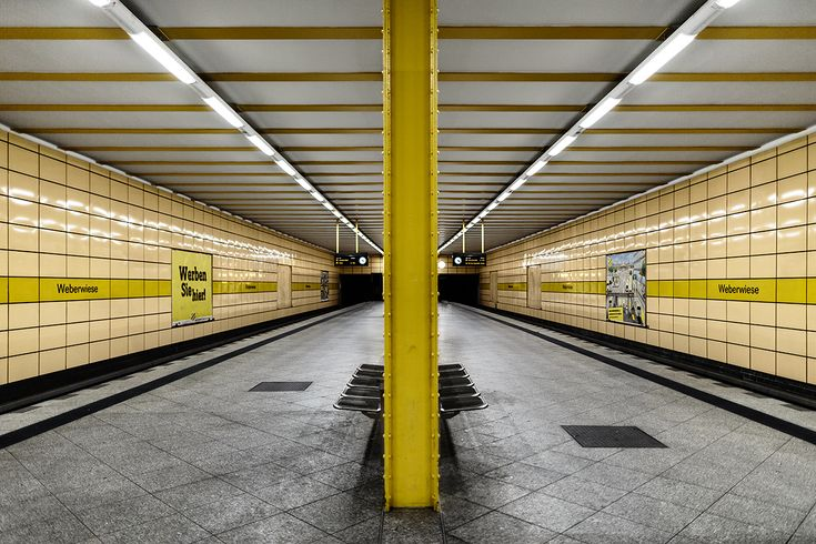 Berlin's U4 line in photos, all stations