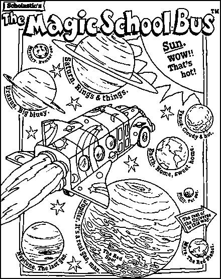 schools out coloring pages imagination - photo#23