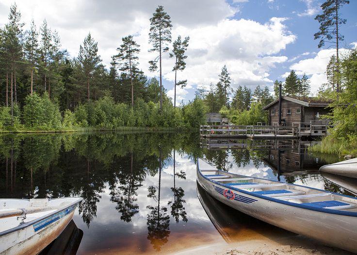 Outdoor-Zwerge - Reisen mit Kindern – Familienurlaub in Schweden