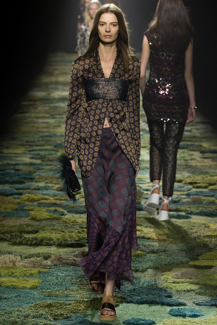 Dries Van Noten Spring 2015 Ready-to-Wear - Collection - Gallery - Style.com