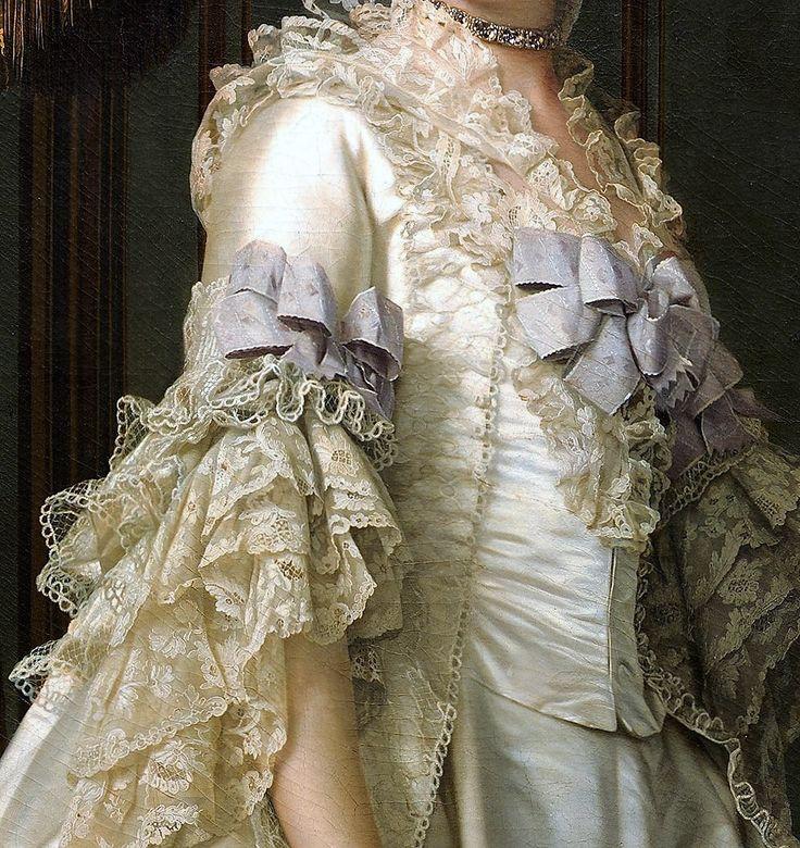 Queen dowager Julianne- Marie of Denmark  by Vigilius Eriksen