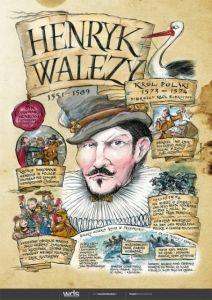 Henryk Walezy - Poczet królów polskich