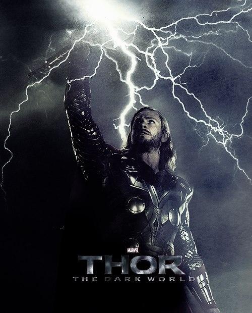 Thor 2 - The Dark World, I soooo can't wait :)