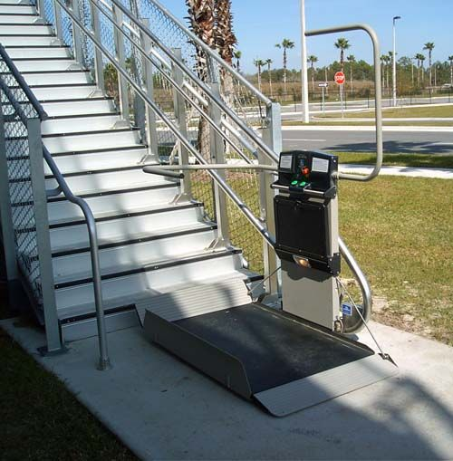 17 best images about accessible ramps on pinterest for 2 story wheelchair lift