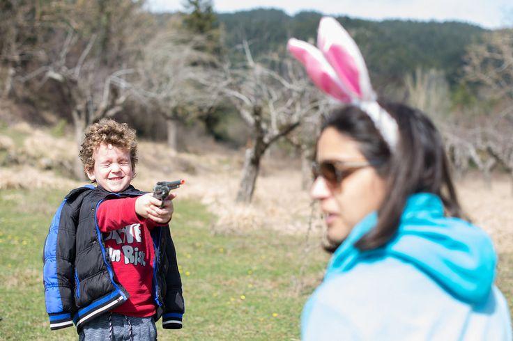 https://flic.kr/p/RhFcsM | Hunter vs Bunny