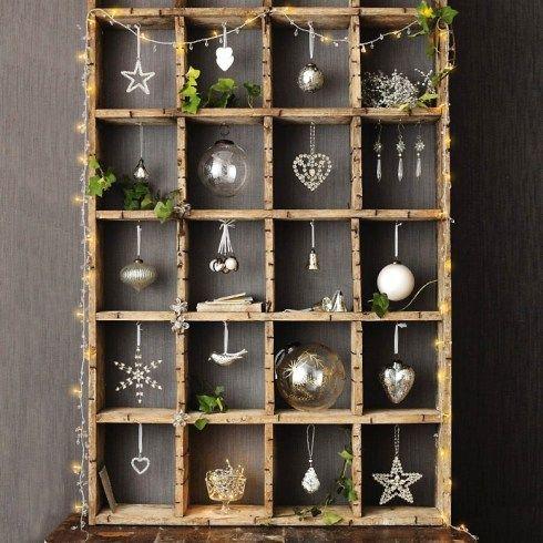 vintage christmas inspiration christmas decorating ideasholiday - Vintage Decorating Ideas