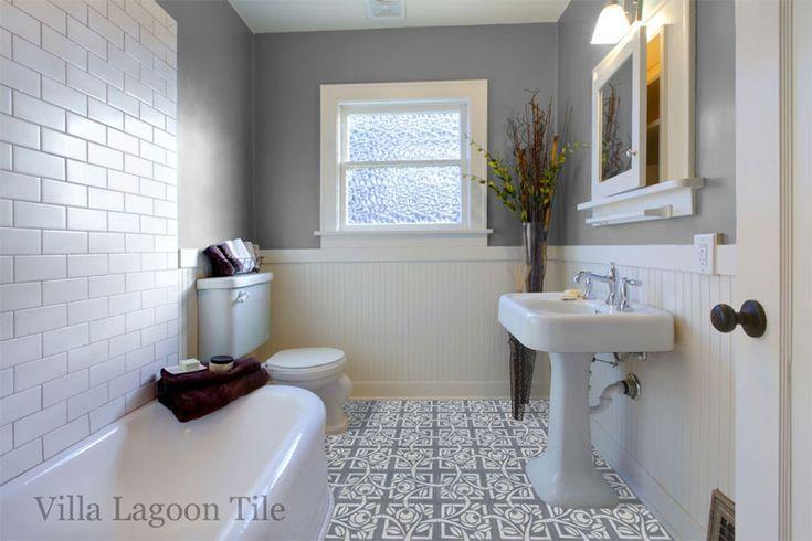 Bathroom Tile Ideas Craftsman Style 17 best images about bathroom on pinterest | glass block sizes