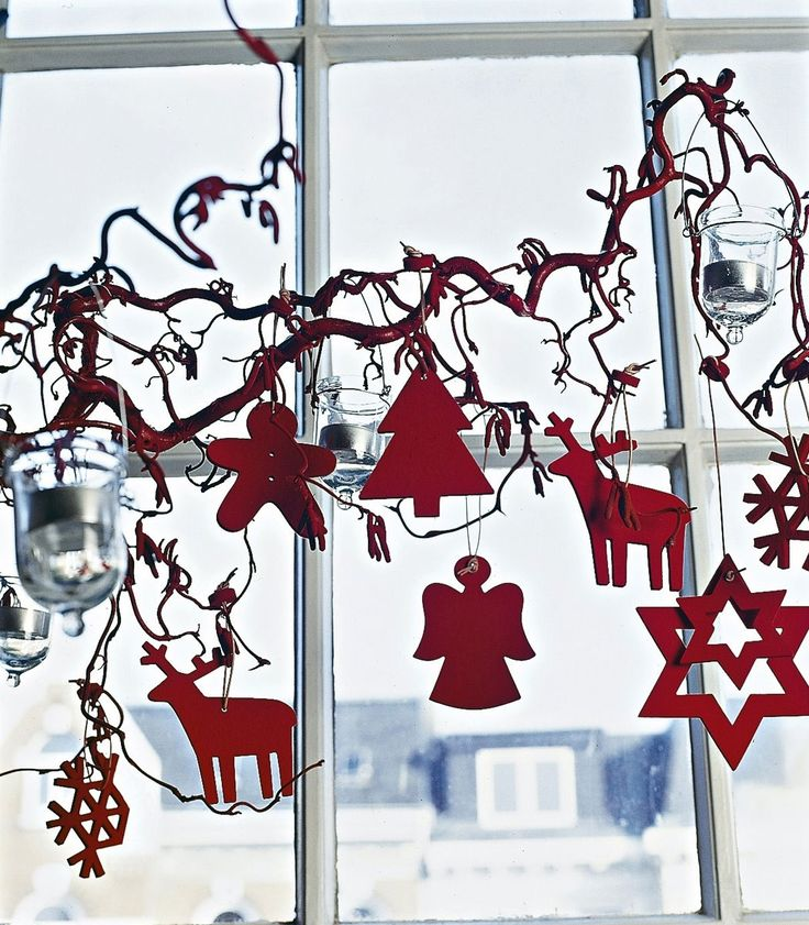 Decorazioni natalizie fai da te - Natale fai da te - Donna Moderna