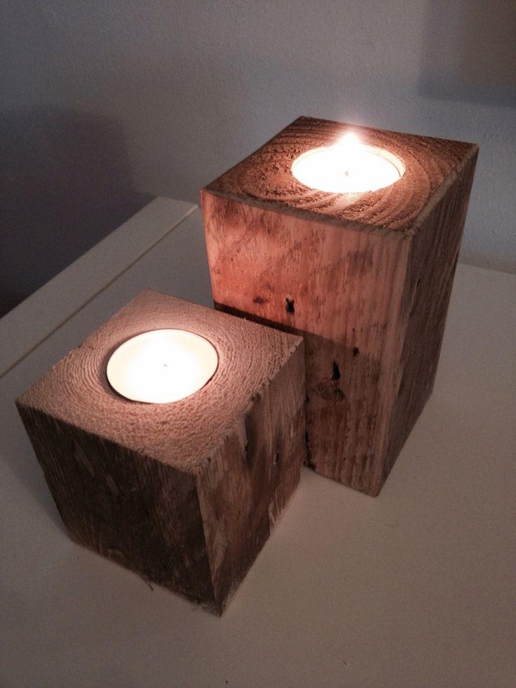 Świeczniki tealighty by Ksieciu Litewski Workshop