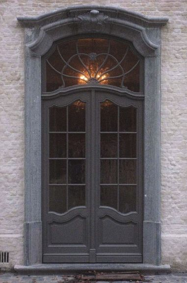 Why don 39 t all french doors look like this belgian for Looking for french doors