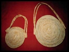 Ngarrindjeri sister baskets, camp Coorong