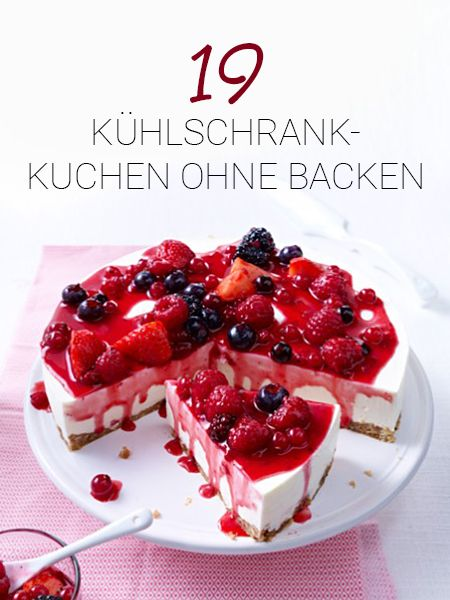 k hlschrankkuchen ohne backen 19 s e rezepte kuchen cake and foods. Black Bedroom Furniture Sets. Home Design Ideas