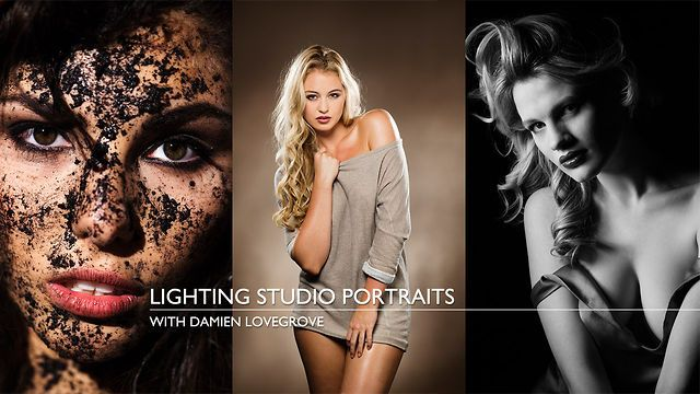 Lighting Studio Portraits Trailer with Damien Lovegrove by Damien Lovegrove. Here is the trailer of Damien Lovegrove's latest photography training tutorial available as a double DVD set or as a single digital download. To order your copy go to: http://www.lovegroveconsulting.com/studio_portraits.aspx. , $68