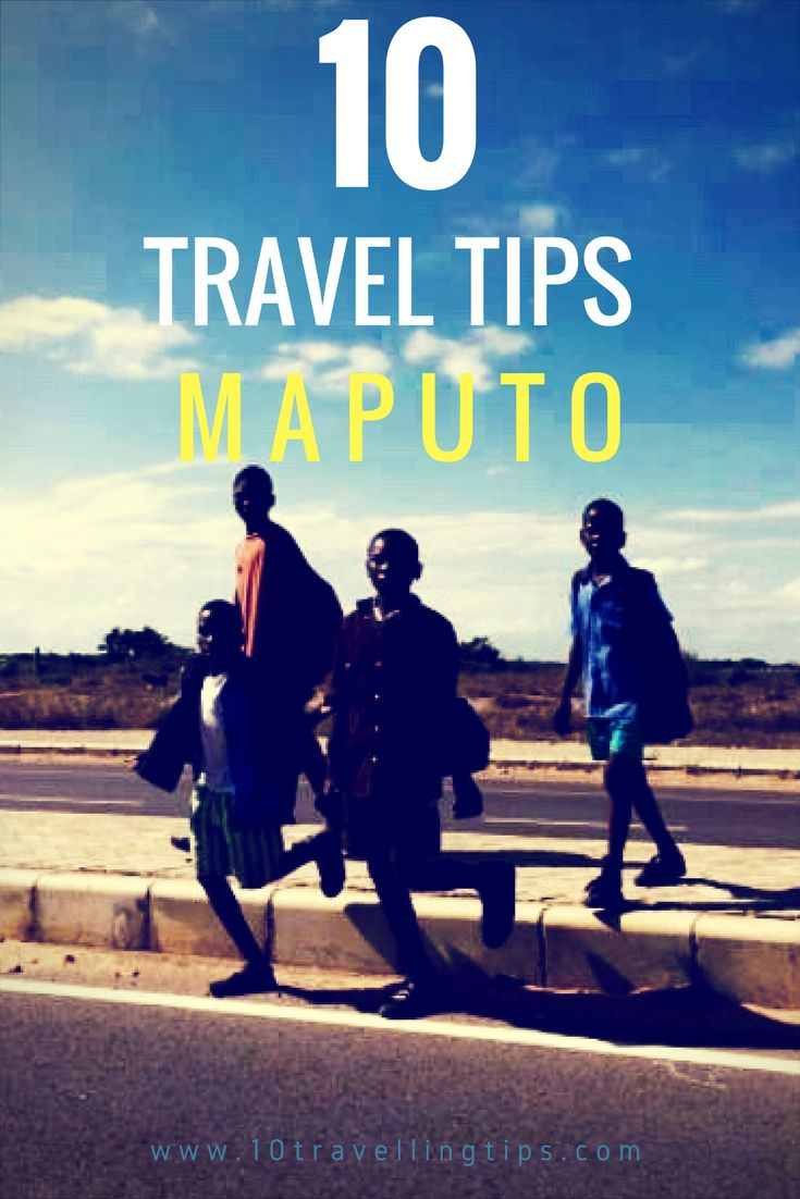 10 TIPS 1. The beach is amazing Maputo was formed by the Portuguese as a port (harbour) at the Indian Ocean. Today it is home for a wide variety of beaches, that comparing to Maldives or Seychelles, still keep that non–commercial, wild flavour. The tropical savanna climate is in favour for the wild exotic vegetation …