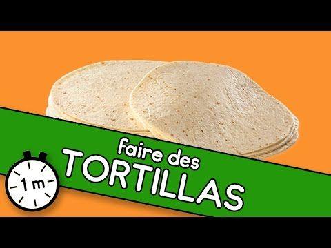 (26) Faire des tortillas - Astuce YouCook - YouTube