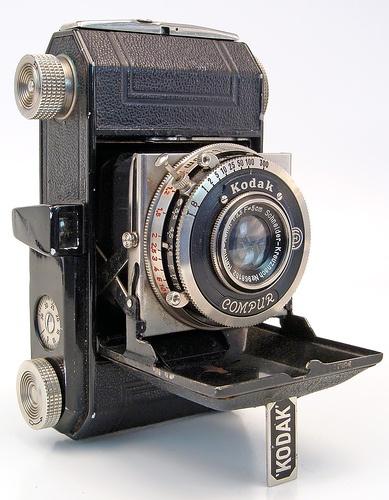 Kodak Retina 1 by the other Martin Taylor, via Flickr