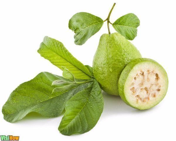 how to make guava leaf tea