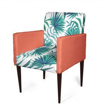 Compre Cadeira Mademoiselle Plus e pague em até 12x sem juros. Na Mobly a sua compra é rápida e segura. Confira!