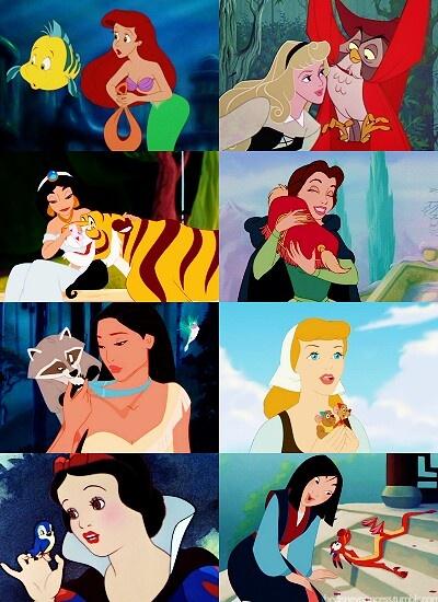 37 best Disney Sidekicks images on Pinterest